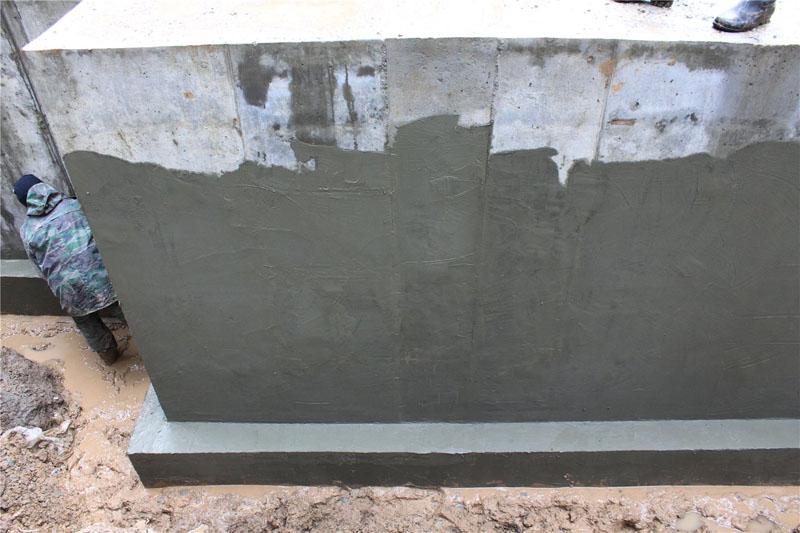 Гидроизоляция фундамента цена материала проникающая гидроизоляция 41км мкад